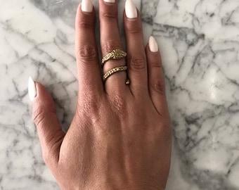 Snake Coil Ring