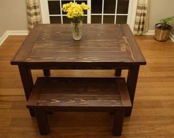 Breadboard Collection - Custom Built Farmhouse Table