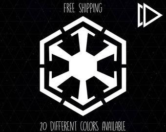 Sith Empire Logo Decal