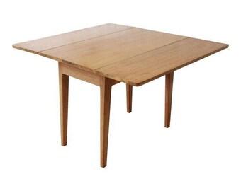 Early Edward Wormley for Dunbar Drop Leaf Dining Table
