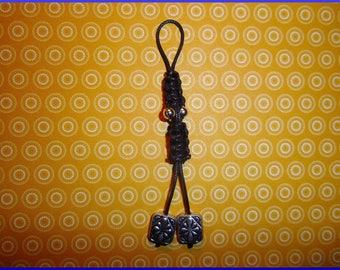 Wearable as a shamballa black jewelry
