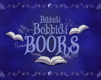 Bibbidi Bobbidi BOOKS!