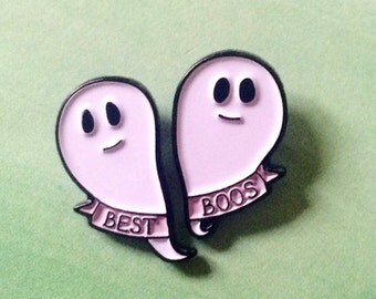 Best Boos Enamel Pin Set