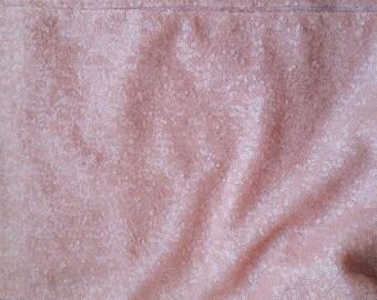 Peach Blush Pink Sequin Table Cloth, Blush Pink Glitz Sequin Tablecloth, Round blush Sequin Table Cloth