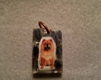 Chow Chow Orgonite Pendant