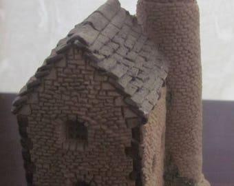 David Winter Cornish Tine Mine Model