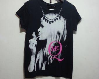 ALEXANDER MCQUEEN for target women t-shirt size L