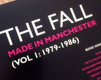 The Fall (Vol. 1) - Made in Manchester NEW for 2018!!