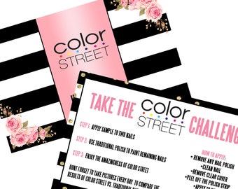 Color Street Sample Challenge