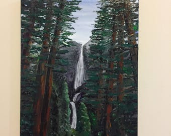 Yosemite Falls: Sequoia Pathway Home Decor