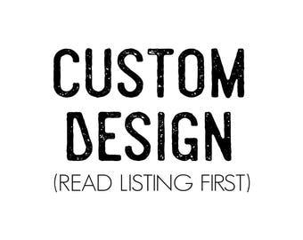Custom File Design