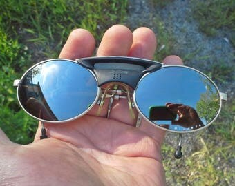 Vintage JULBO Micropores Mens Sunglasses, Mountain Style