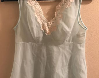 Vintage 60's Camisole Top by Gilead