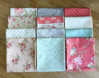 Poetry Fat Quarter Bundle