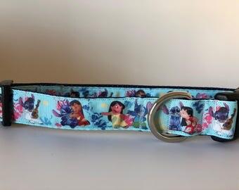 Lilo & Stitch 1 inch Collar