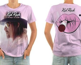 KID ROCK first kiss shirt all sizes