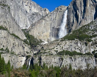 Yosemite Valley Falls print