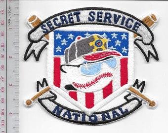 US Secret Service National Baseball Team MLB US President Protection Potus Detail