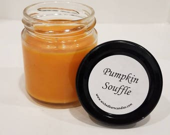 Pumpkin Souffle scented candle