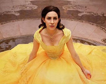Live Action Beauty and the Beast - Cosplay Dress