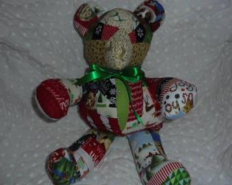 Full of Christmas Bear