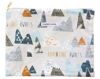 Mountain Aventure Wet Bag  | Multi Color Travel Bag | Cloth Diaper Zip Pouch |  Waterproof Bag