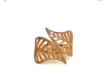 20% OFF SUMMER SALE Cork cuff bracelet, unique bracelet, unique jewelry, cork jewelry, vegan jewelry, vegan bracelet, cork gold and green cu