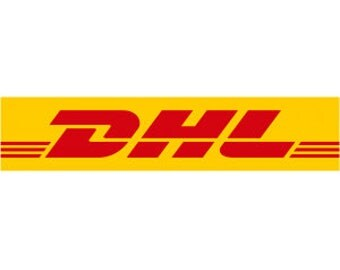 Express shipping - DHL - To deliver your parcel as quickly as possible, 3 - 5 business days.