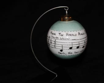 Hark the Herald Angels Sing Ornament