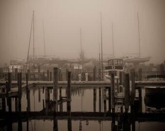 Sepia Docks
