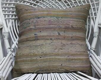 20x20 handwoven cushion woven pillow cover santique pillow decorative pillow accent chair designe pillorw throw decorative pillow 1763