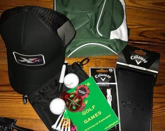 Golf Gift Bag: Super Stuffed Callaway Cooler Bag