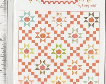 SALE Apple Creek #115 Coriander Quilts by Corey Yoder - F8 Friendly Quilt