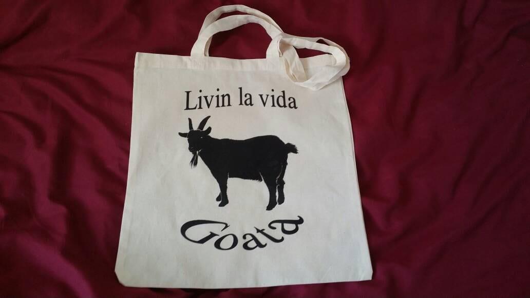 Tote Bag - Baby goat 1 by VIDA VIDA nkPEd3