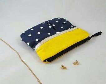 LILOU jewelry pouch