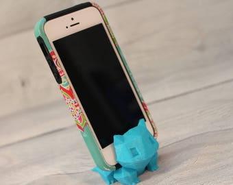Bulbasaur Cutest Mobile Phone Stand, Bulbasaur Phone Holder, Pokemon Phone Stand, Bulbasaur Cell Stand,Pokemon Phone Holder,Stocking Stuffer