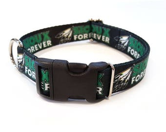 Sioux Forever Polyester Webbing Dog Collar