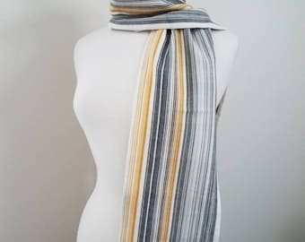 Wrap Scrap Scarf - Scarf - Girasol - Wrap Scrap - Babywearing - Striped - Space Wars - Geek Gift - Droid