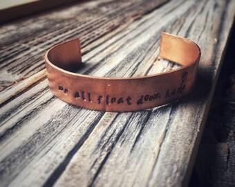 Pennywise Copper Bracelet