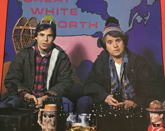 Bob & Doug Mckenzie Great White North Record Album