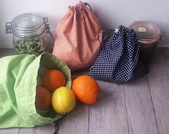 Bag in bulk