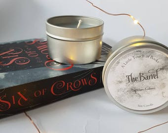 The Barrel - Six of Crows inspired Candle