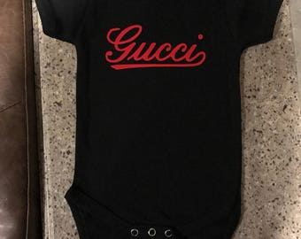 Gucci baby shirt