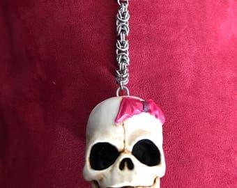 Baby Skull Keychains