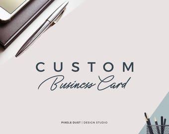 Business Card Design, Custom Business Card Design, Business Card Layout, Business Card Template, Business Cards, Logo Design, Custom Cards