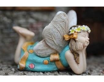 Fairy Sierra - miniature enchanted fairy garden