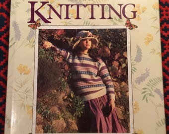 The Country Diary book of Knitting - Annette Mitchell