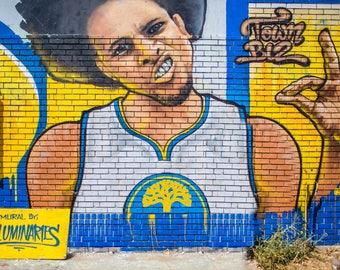 Steph Curry Thizz the Season! Dub Nation Men's T-Shirt