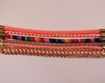 Braided cord Friendship Bracelet