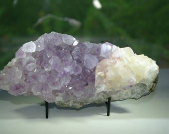 Brilliant Purple Amethyst
